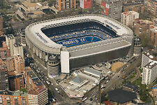 Real Madrid Santiago Bernabéu Stadium - 8x10 Photo