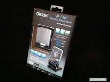 P-Flip Power Play Dock for iPhone 4 und iPhone 3G/3GS, iPod Touch, NEU