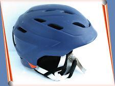 Skihelm Snowboardhelm Kinderhelm Giro Nine 10 JR Mat Blue Laser Tag Größe S