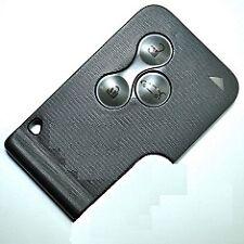 RENAULT Scenic / Megane Keycard FOB CASE DI RICAMBIO NUOVO DI ZECCA