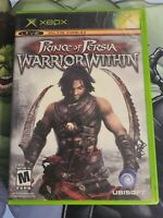 Prince of Persia Warrior Within (Microsoft Xbox, 2004)