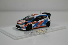 Spark S4514 Ford Fiesta WRC 20th Monte Carlo 2015 1/43 #NEW