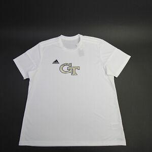 Georgia Tech Yellow Jackets adidas Climalite Practice Jersey - Soccer Men's