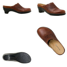 Womens shoes - ARAVON - clog - BROWN - size 10 - New