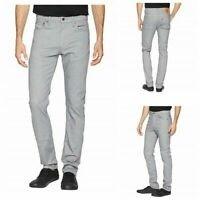 Levi Men 510 Skinny Fit Stretch Jean Size W34 x L32 Color Gray RRP $69.50