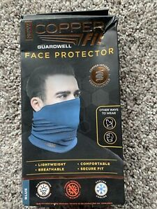 Copper fit Face Protector