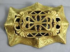 Victorian Engraved Brooch Pin