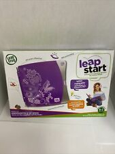 Leap Frog Leap Start Purple Edition  Kindergarten And First Grade New