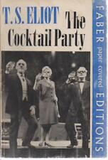 POETRY , PLAYS / THE COCKTAIL PARTY by T S  ELIOT
