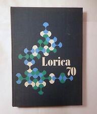 1970 Lorica John H Glenn High School Long Island New York Yearbook
