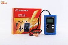 new with screen 12V car battery anlyzer system tester MST168