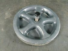 BISSELL PROHEAT 2X MODEL 7901 WHEEL W/ AXLE & E-CLIP ~PART #2036722 ~VGC