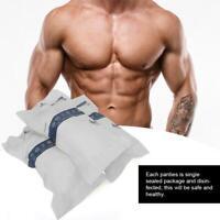 Disposable Men Underpants Briefs Cotton Soft Elastic Panties Travel Underwear SH