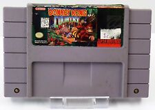 Super Nintendo SNES - Donkey Kong Country - US Game