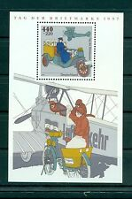 Allemagne -Germany 1997 - Michel feuillet n. 41 - Journée du timbre  **
