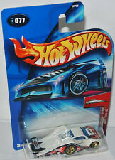 2004 First Editions-CROOZE wail tale-white/GRAPH. - 1:64 Hot wheels 77/100
