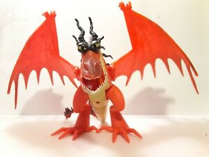 """HOOKFANG - How to Train Your Dragon - The Hidden World -  10"""" Action Figure Used"""