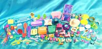 Huge Lot Of BARBIE & Mixed Lot Fashion Doll ACCESSORIES Vintage to Now S-3