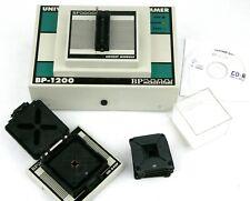 Bp Microsystems Universal Device Programmer Bp 1200 Amp Socket Module Amp Adapters