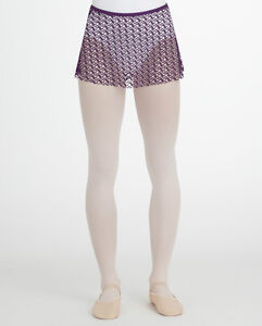 Capezio Adult Pull-On Jacquard Skirt- 10192