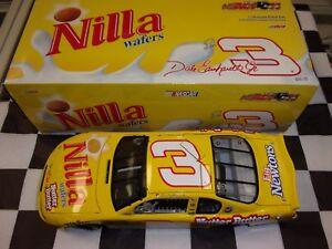 Dale Earnhardt Jr #3 Nilla Wafers Nutter Butter 2002 Monte Action 1:18 NASCAR