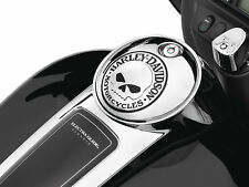Harley Davidson Willie G. Skull Fuel Console Door 61374-04