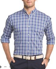 Izod  Stretch Button Front Shirt   NWT   Size: XXL