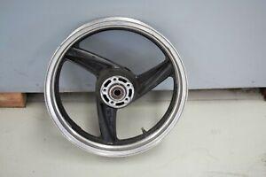 Kawasaki ZZR600E Front Wheel  Good Condition 3.50 x 17
