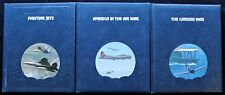 1982-83 TIME-LIFE BOOKS EPIC OF FLIGHT - AMERICA IN AIR WAR * JETS * CARRIERS