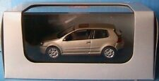 VW VOLKSWAGEN GOLF 5 V 3 PORTES SCHUCO 1/43 GOLD METAL OR METALLISE THREE DOORS