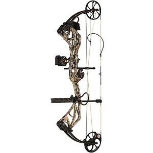 Bear Archery Species RTH Compound Bow Package 45-60 LBS/55-70 LBs - LH or RH