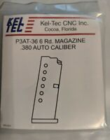 KelTec P3AT 380 acp 6 Round Magazine P3AT-36 6rd Mag P-3AT - Factory OEM NEW