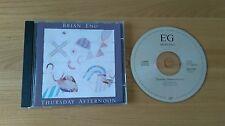 Brian Eno Thursday Afternoon Euro CD Album Virgin EGCD64 Electronic Ambient