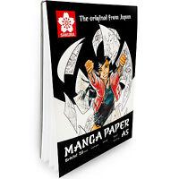Sakura - Manga Paper A5 Drawing Pad - 20 Sheets – 250gsm – Portrait