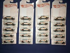 LOT OF (20) 1955 CHEVY BEL AIR GASSER,2020 PEARL & CHROME HOT WHEELS SERIES!!!!!