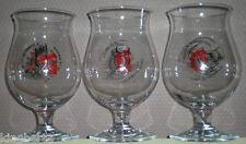 Duvel volledige nieuwe reeks van 3 collector glazen Moortgat