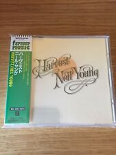 Neil Young  -Harvest - CD Japan Edition with OBI COME NUOVO