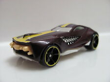 HOT WHEELS 2012 MYSTERY CARS #21//24  URBAN AGENT BURGUNDY