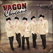 Vagon Chicano : Cuenta Conmigo CD