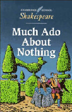Much Ado about Nothing by William Shakespeare (Paperback, 1992) Like new