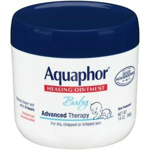 Aquaphor Baby Healing Ointment, Baby Skin Care and Diaper Rash, Large Size..