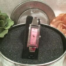 Stainless Steel Band Rectangle Not Water Resistant Watches