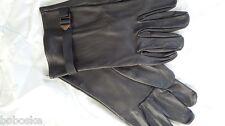 Robuste paire de gants en cuir de l'Armée Belge (XL/XXL)