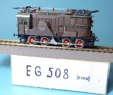 DDR-Handarbeitsmodell? H0 Westmodel Altbau E-Lok EG 508/E 70 08 KPEV/DRG Ep.1/2