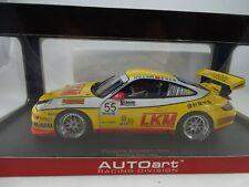 1:18 Autoart #80785 Porsche 911 GT3 Carrera Cup Asia #55 - Rareza§
