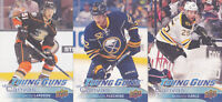 16-17 Upper Deck Hudson Fasching UD Canvas Young Guns Rookie Sabres 2016