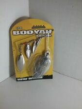 Booyah BYSS38610 Super Shad 3/8 oz Chartreuse And Purple Glimmer