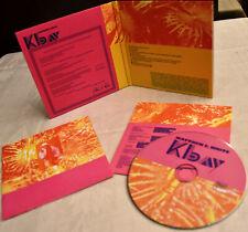 MATTHEW E WHITE K Bay CD Neuwertig DIGIPAK Aktuelles ALBUM Clubsounds DANCE Kult