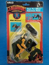 Vintage - CENTURIONS - WILD WEASEL SQUEEZE HORN - Unopened ARCO 1986 Bike Toy