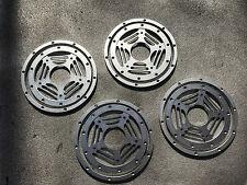 8 pieces Aluminum spider beadlock fit Rovan HPI Baja 5B -S